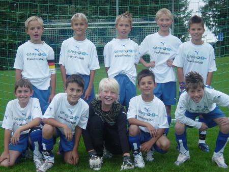 E-Jugend 2008-2009