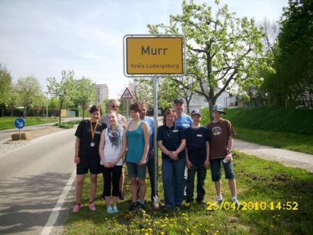 Deutsche Meistersch.Duathlon Murr 25.04.2010