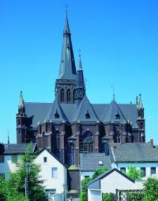 Dülken - Kirche St. Cornelius