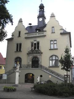 Rathaus Möckern