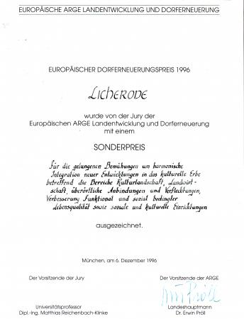 Dorferneuerung1996