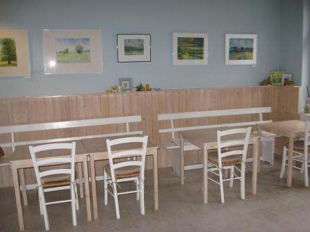Café Blick mittig