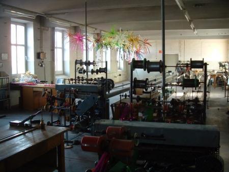 ehem. Fabriksaal