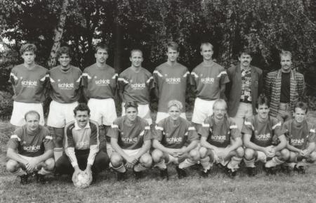 Saison 1992-1993