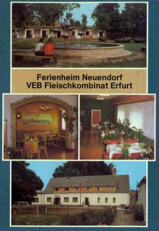 Ferienheim Neuendorf 1987