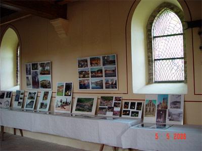 Fotoausstellung in der St. Nikolai Kirche in Oderberg