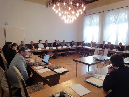Treffen der UN-Dekade Kommunen in Erfurt