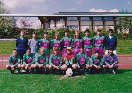 A-Jugend Saison 1993-1994