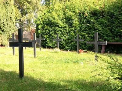 Kriegsgräberstätte Mallnow