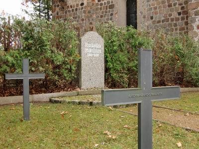 Kriegsgräberstätte Petershagen