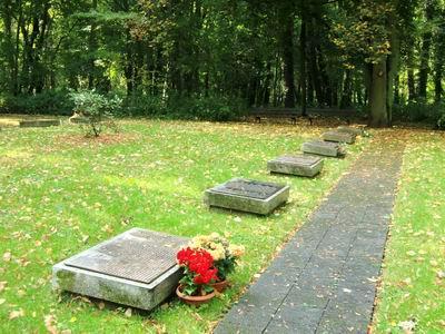 Kriegsgräberstätte Wulkow