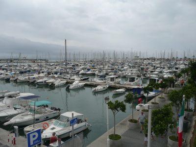 Hafen Alcudia
