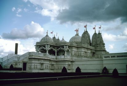 Hindutempel in London