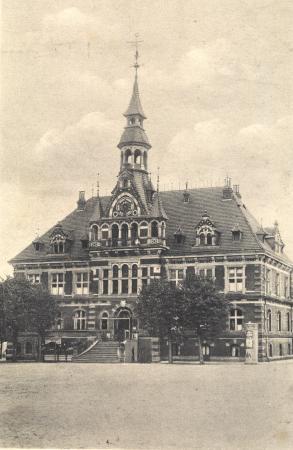 Rathaus von 1880 - 1945