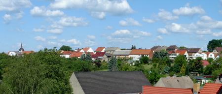 Hohenleipisch Panorama