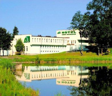 Hotel Lesnie Ustronie