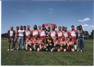 Häsener SV Aufstieg zur Landesklasse 1996