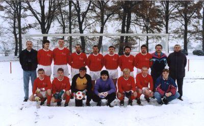 Häsener SV  2. Mannschaft von 1995