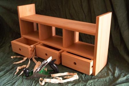 Sideboard mit Hobel