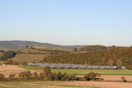 Solarpark Oberellenbach 1
