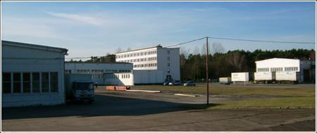 Gewerbegebiet - Industriestraße