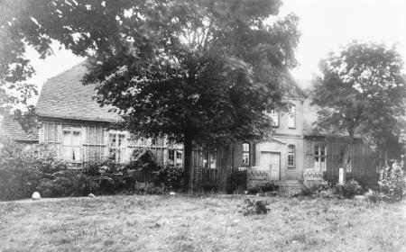 Gutshaus Karnitz 1935