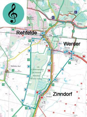 Liederweg Rehfelde