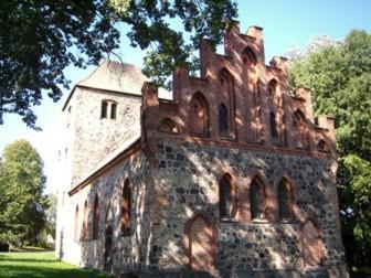 Kirche Batzlow