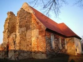 Kirche Gusow