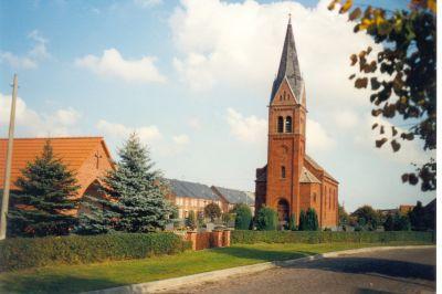 Kirche Hohenhennigen