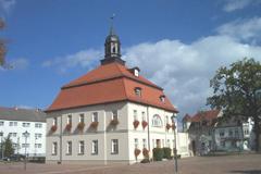 Rathaus Loburg