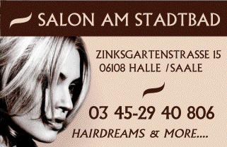 Friseursalon am Stadtbad - Logo