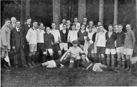 1. Mannschaft 1920