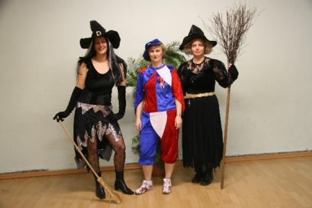Angela,Birgit,Heike