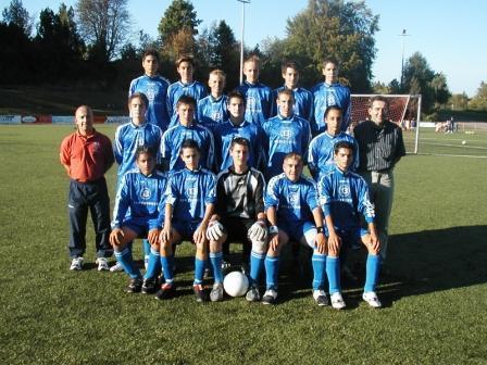 B-Jugend Saison 2002-2003