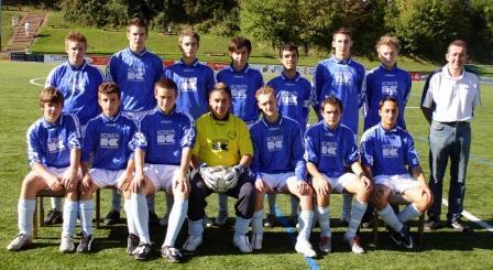 A-Jugend Saison 2004-2005