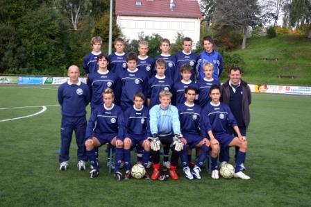B-Jugend Saison 2004-2005