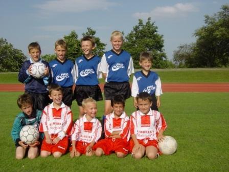 Bambinis Saison 2003-2004