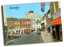 Postkarte Romsey