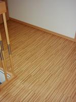 Modell Fußboden