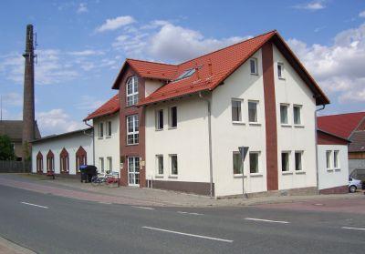Verwaltungsgebäude Quenstedt