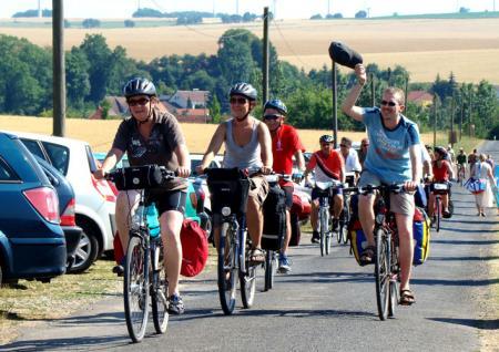 Radeln am Werratal-Radweg