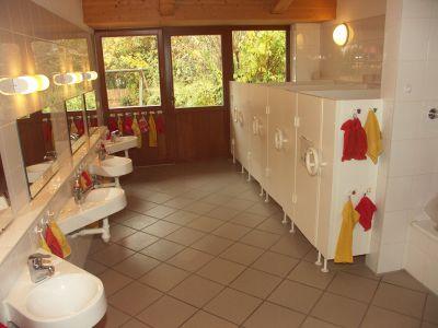 Toiletten Kindergarten