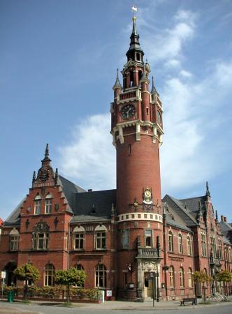 Rathaus mit Rathausturm