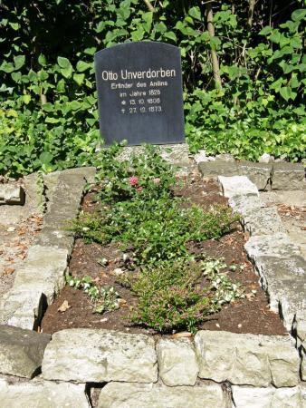 Ruhestätte Otto Unverdorben