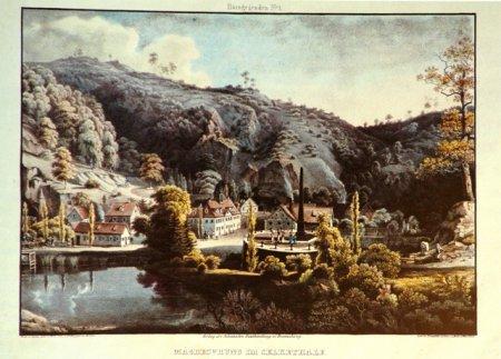 Mägdesprung 1815