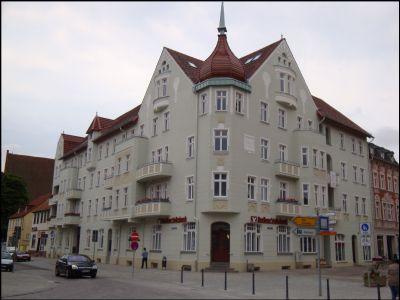 Sankt Marien-Straße 16/ 18 und Markt 2