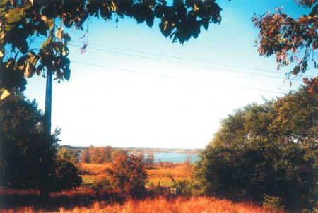 Blick auf den Schollener See