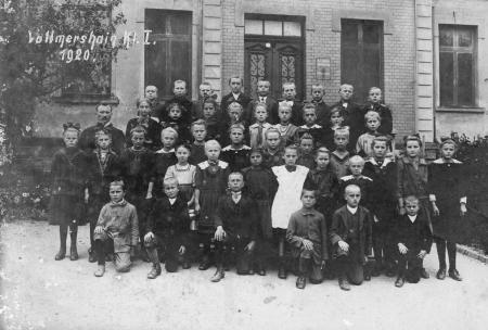 Schulklass 1 1920