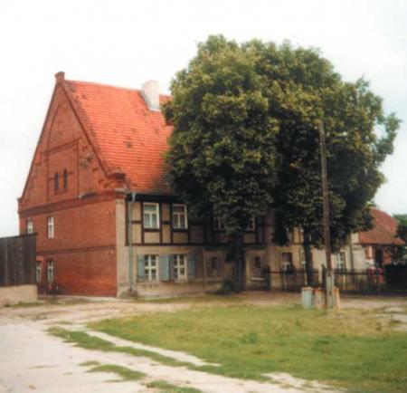 Schwedenhaus in Böhne